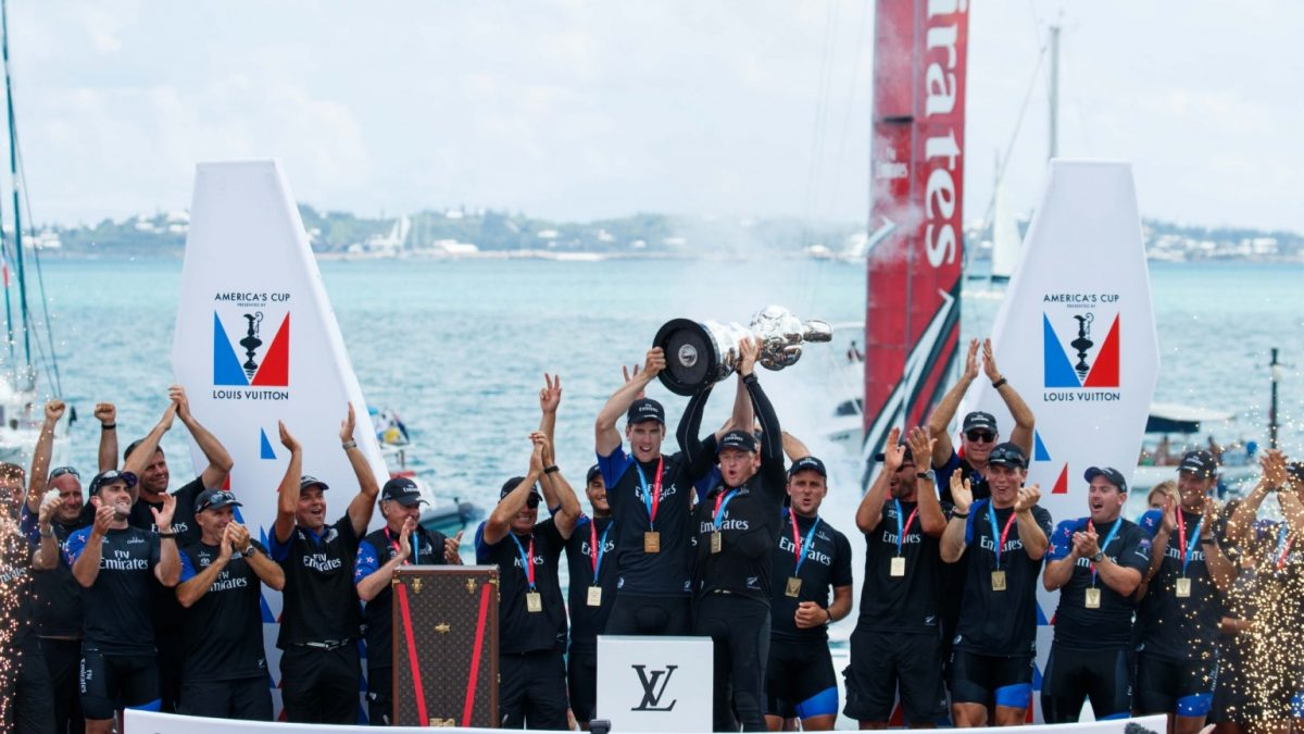 Emirates Team New Zealand-Profile